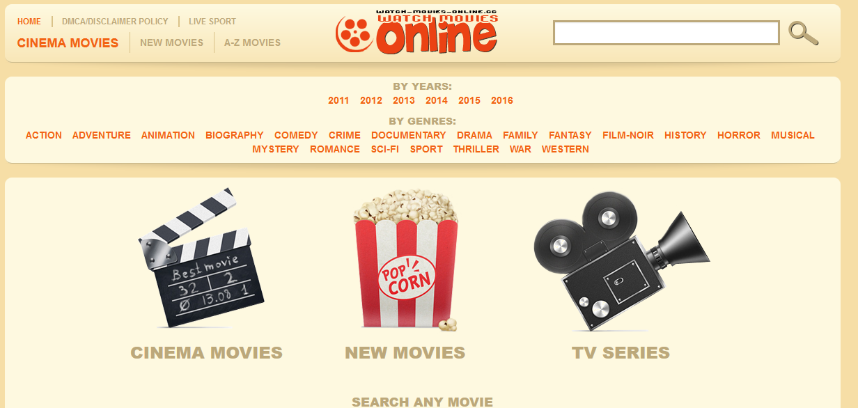 Top 15 Websites To Watch Movies Online Without Registration